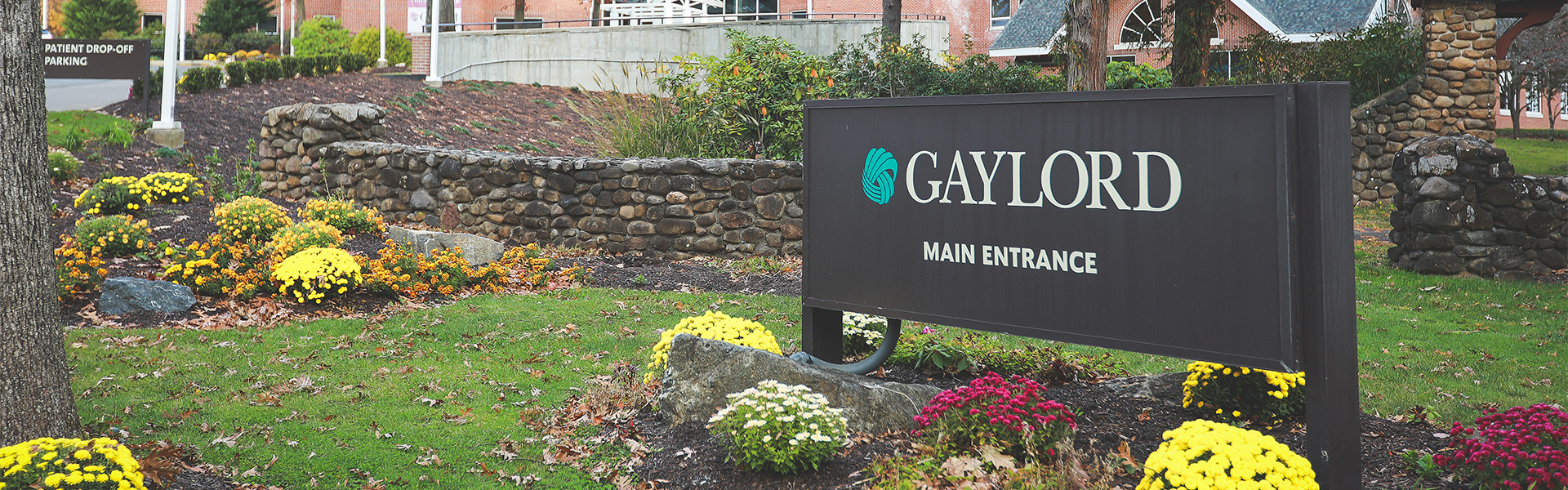 Gaylord Entrance Sign