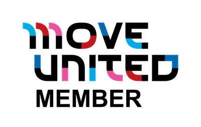 Move United logo